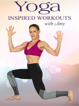 yoga inspired workouts