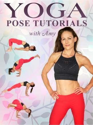 yoga pose tutorials