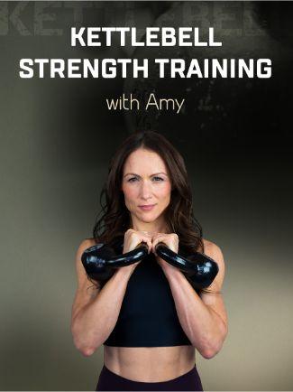 kettlebell strength training
