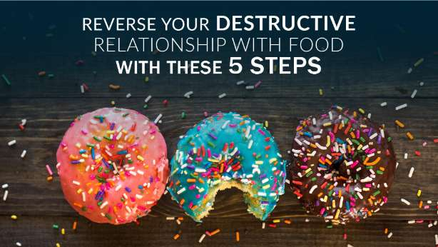 destructive relationship with food