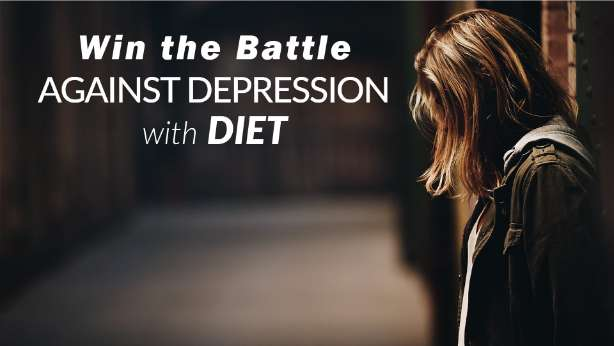 diet against depression
