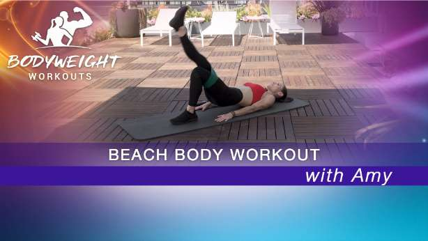 beach body workout